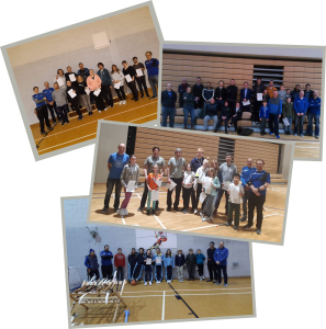 Collage of photos for previous Beginner Course attendees